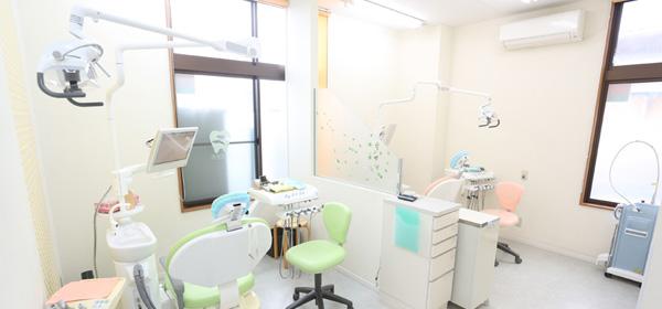 患者さまへのおもてなし、院内環境面などにこだわり持ってお迎えします。